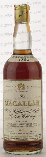 WHISKY PARADISE - There are more than 40000 old bottles in our cellars